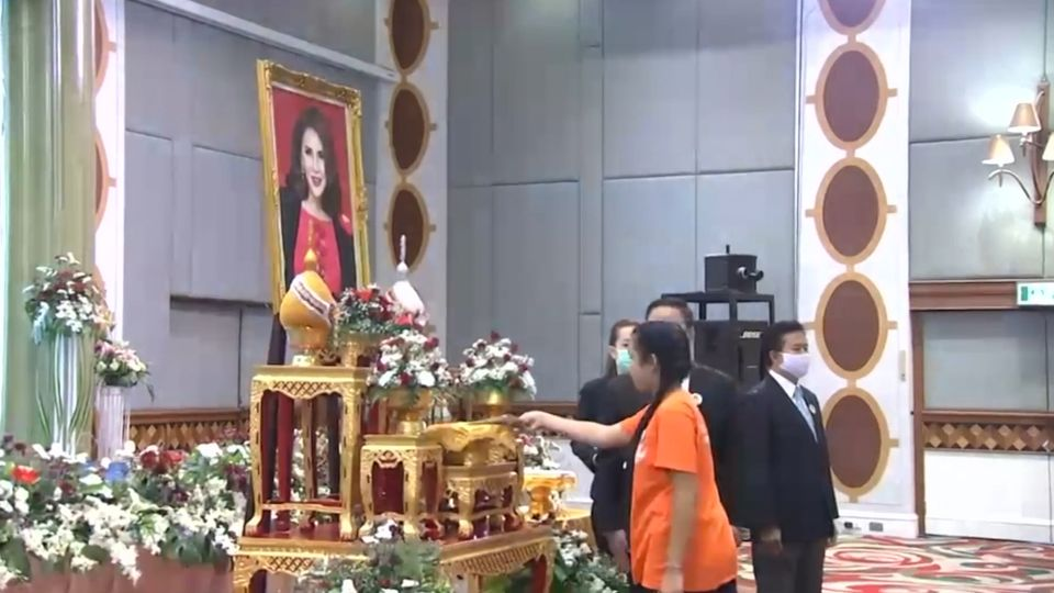 รองผู้ว่าราชการกรุงเทพมหานคร มอบรางวัลพระราชทานการประกวดผลงานชมรมทูบี นัมเบอร์วัน ในชุมชนกรุงเทพมหานคร ประจำปี 2563