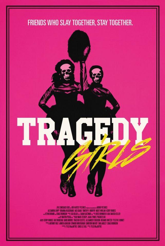 """ภ.ฝรั่ง """"สองสาวซ่าส์ ฆ่าเรียกไลค์"""" (TRAGEDY GIRLS)"""