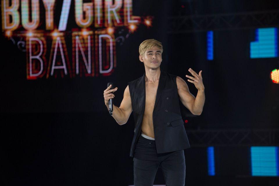 """คู่เพื่อนซี้ """"ขุ่นแม่ลูกเกด และ พิม ซอนย่า"""" นำทีมโปรดิวเซอร์กดว๊าว  The Next Boy/Girl Band Thailand หนุ่ม-สาวแซ่บบุกเวที แอนด์ งัดท่าเต้นสุดปัง"""