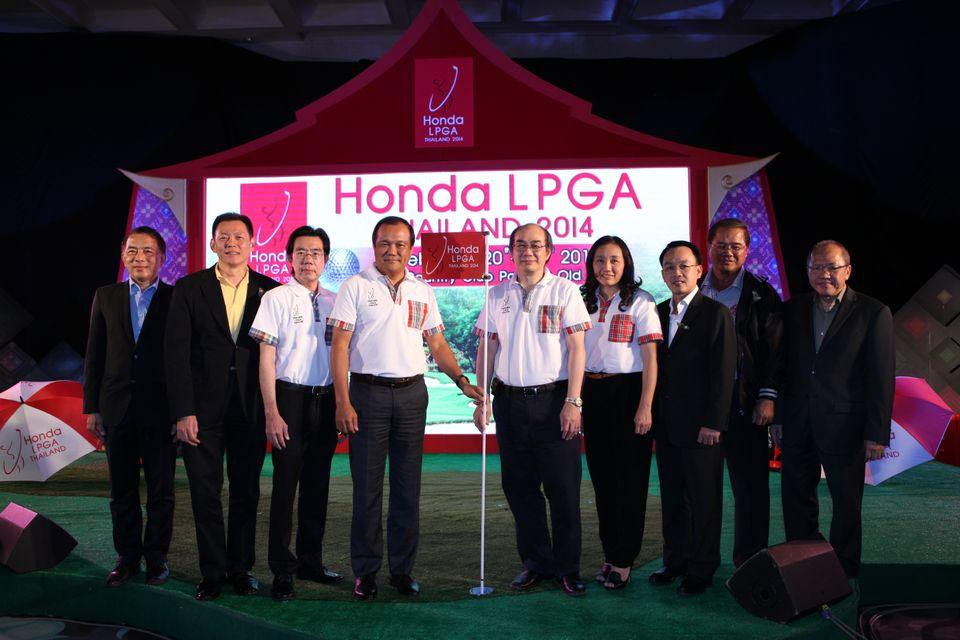 นักกอล์ฟสตรีระดับโลก  70 คน  ยืนยันร่วมดวลวงสวิงใน ฮอนด้า แอลพีจีเอ ไทยแลนด์ 2014 ชิงเงินรางวัล 1.5 ล้านเหรียญสหรัฐ  20-23 กุมภาพันธ์ นี้ ที่ สยามคันทรีคลับ พัทยา โอลด์คอร์ส