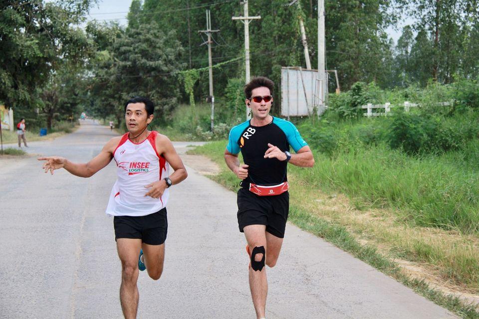 ช่อง 7HD ส่ง หลุยส์-เข้ม ร่วมกิจกรรม Green Heart Run & Ride