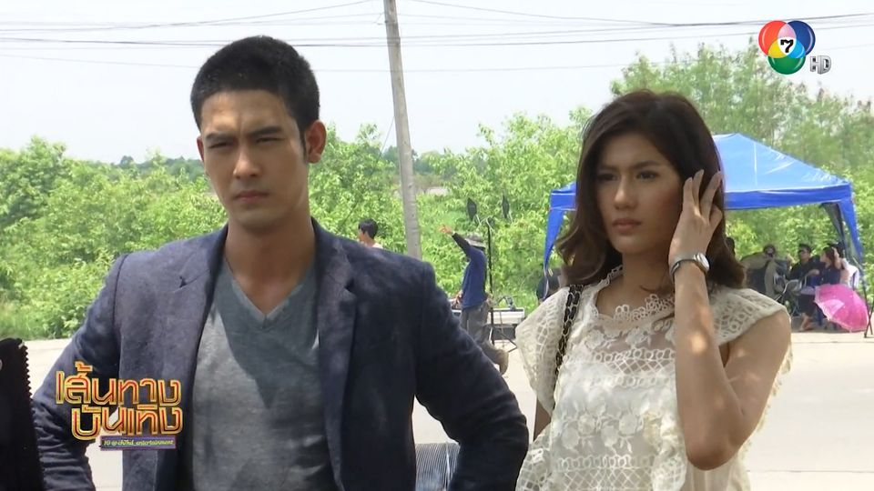 จิณณ์ จิณณะ บุกเดี่ยวตามล่า จิม เจจินตรัย ในละคร มังกรเจ้าพระยา