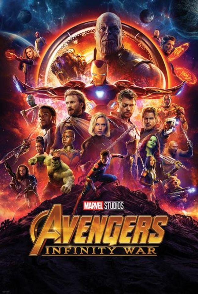 """ภ.ฝรั่ง """"Avengers: Infinity War มหาสงครามล้างจักรวาล"""" (AVENGERS: INFINITY WAR)"""""""
