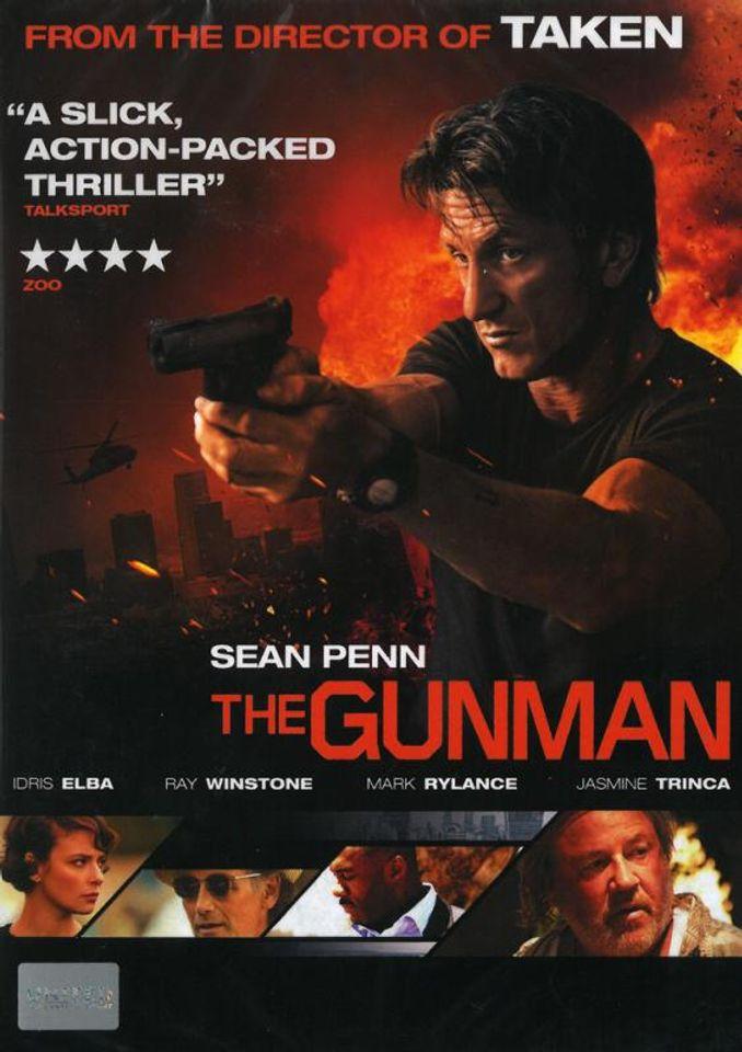"""ภ.ฝรั่ง """"กันแมน คนเหี้ยมคืนสังเวียนฆ่า"""" (THE GUNMAN)"""