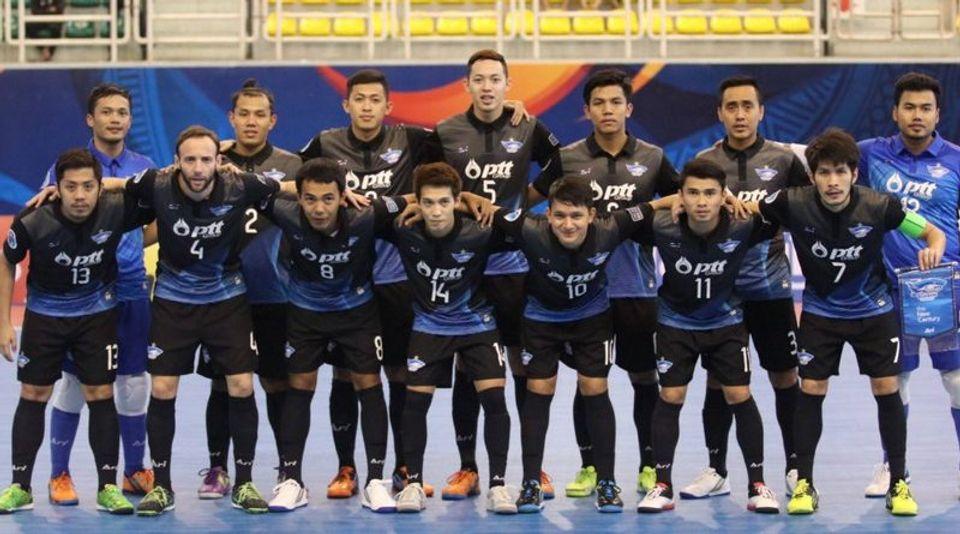 ช่อง 7HD และ Bugaboo.tv ชวนเชียร์ ชลบุรี บลูเวฟ สู้ศึก AFC Futsal Club Championship 2018 ทุกนัด