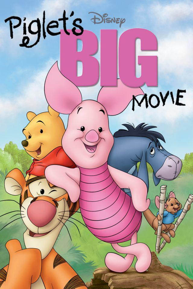 """ภ.แอนิเมชัน """"พิกเล็ต หมูจิ๋ว ฮีโร่ผู้ยิ่งใหญ่"""" (PIGLET'S BIG MOVIE)"""