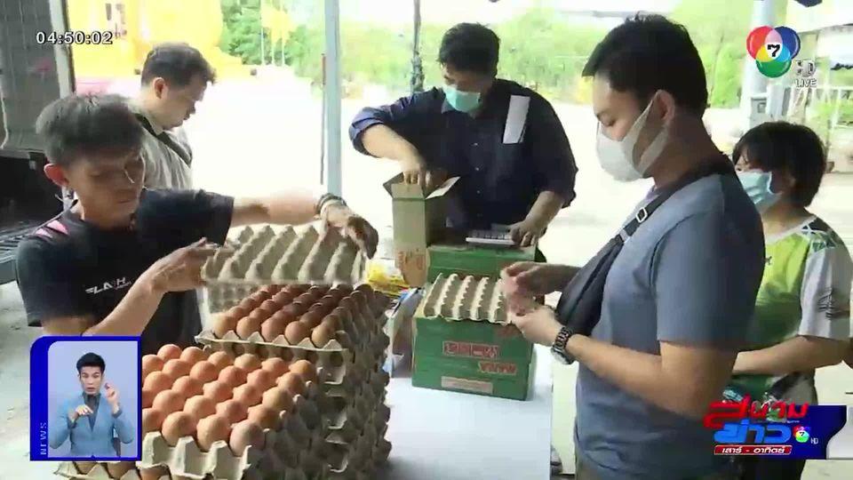 นายกฯ สั่ง ก.พาณิชย์ เร่งหาต้นตอไข่ไก่ราคาแพง ตั้งแต่ต้นทางถึงผู้ค้ารายย่อย