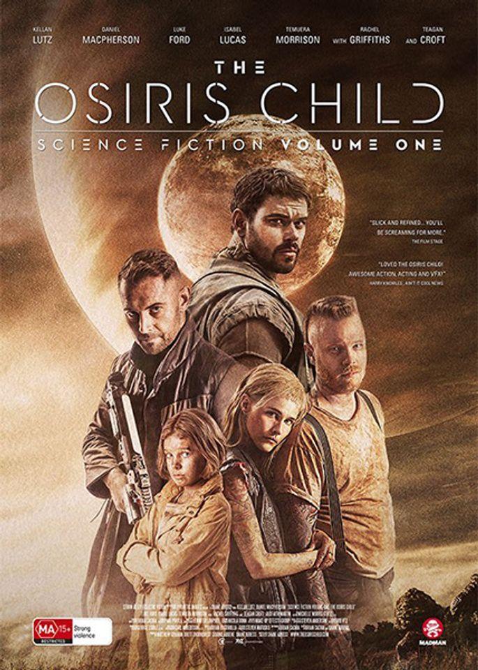 """ภ.ฝรั่ง """"โคตรคนผ่าจักรวาล"""" (THE OSIRIS CHILD SCIENCE FICTION VOLUME ONE)"""