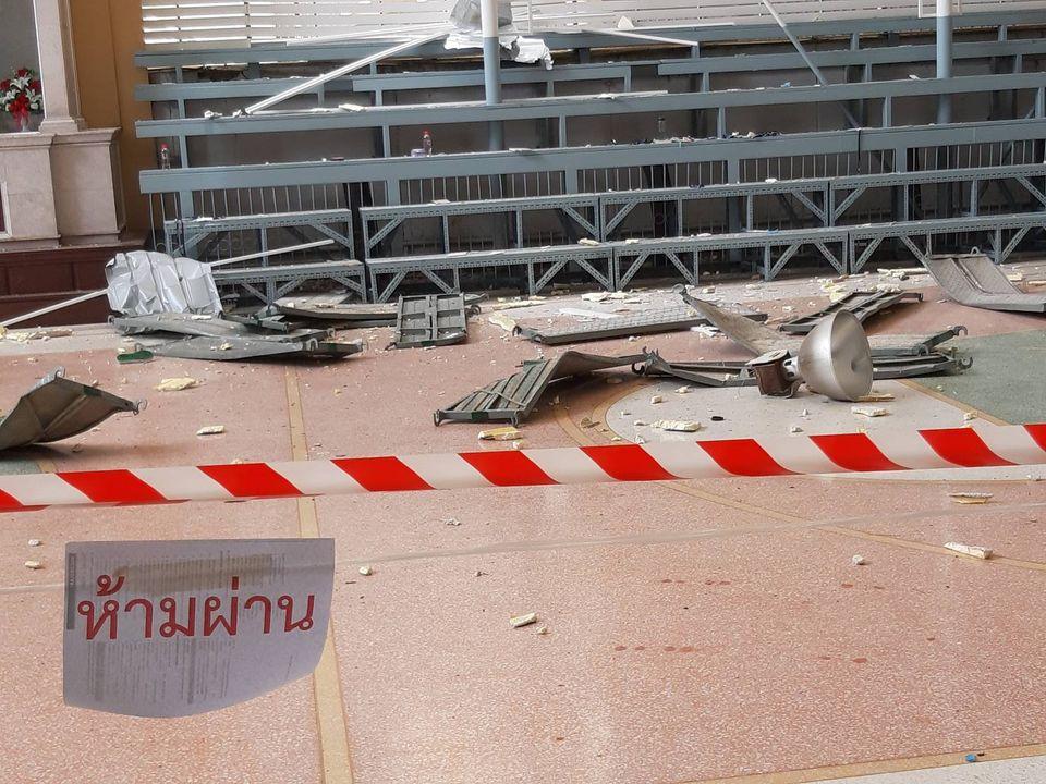 ศาลออกหมายจับ! ชาวกัมพูชาขับเครน ถล่มใส่โรงเรียนทำนักเรียนเจ็บนับสิบ