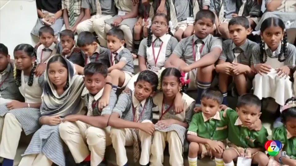 ครูเป็นงง! นักเรียนแฝด 52 คู่อยู่โรงเรียนเดียวกันในอินเดีย