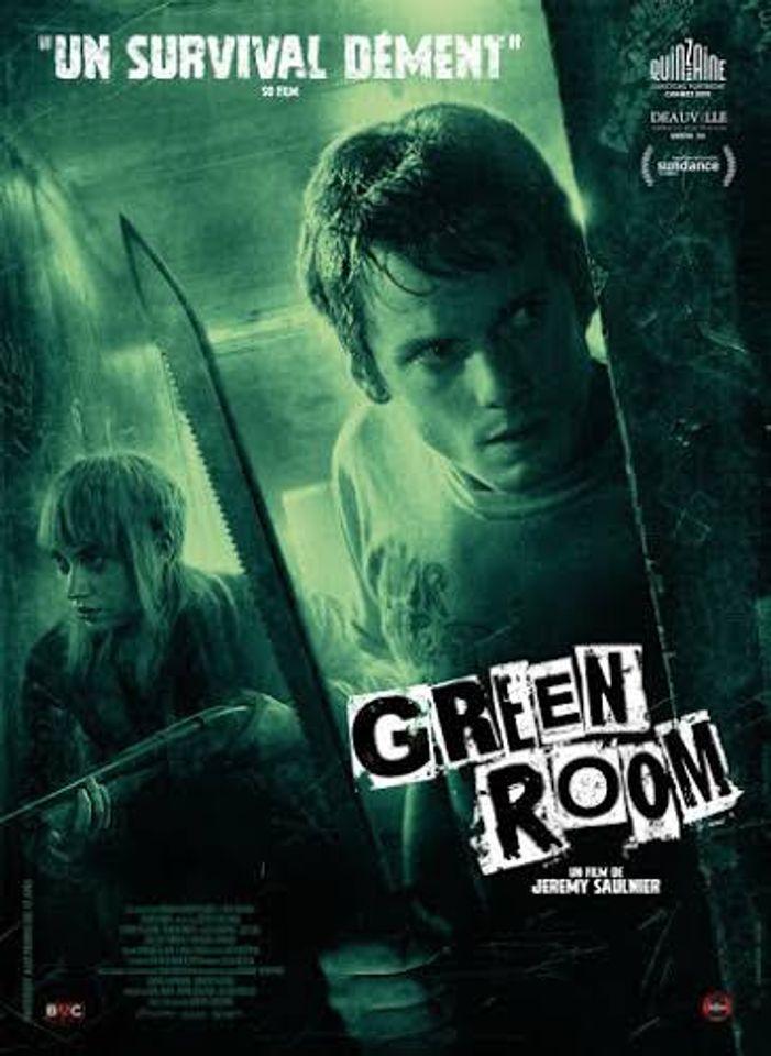 """ภ.ฝรั่ง """"ล็อค เชือด ร็อก (ห้ามกระตุก)"""" (GREEN ROOM)"""