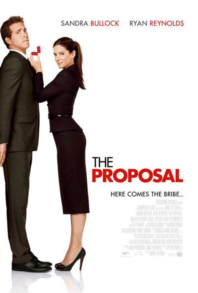 """ภ.ฝรั่ง """"ลุ้นรักวิวาห์ฟ้าแลบ"""" (THE PROPOSAL)"""
