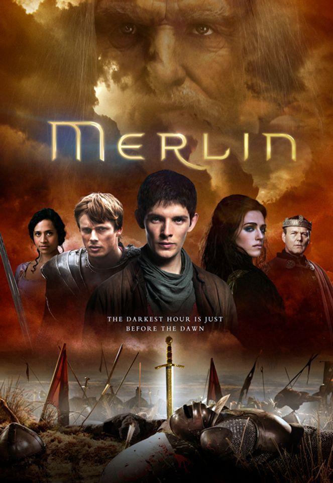 """ภาพยนตร์ฝรั่งชุด เรื่อง """"เมอร์ลิน พ่อมดผู้พิทักษ์ ปี 4"""" (THE ADVENTURE OF MERLIN SEASON 4)"""