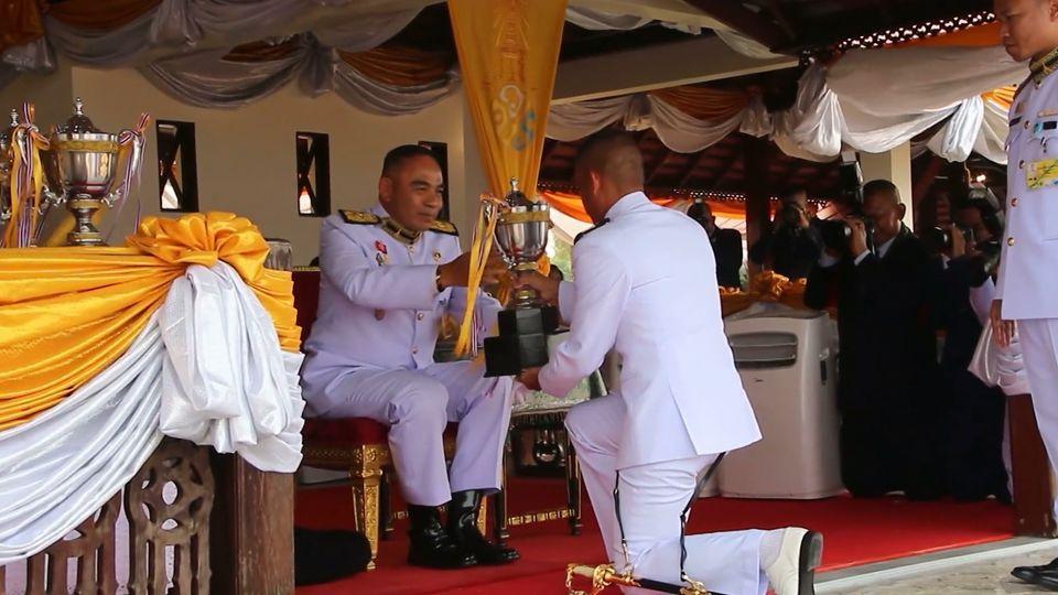 พลเอก กัมปนาท รุดดิษฐ์ องคมนตรี เป็นผู้แทนพระองค์ไปในการแข่งขันเรือกอและ เรือยอกอง และเรือคชสีห์นานาชาติ ชิงถ้วยพระราชทาน ในงานของดีเมืองนรา ประจำปี 2562