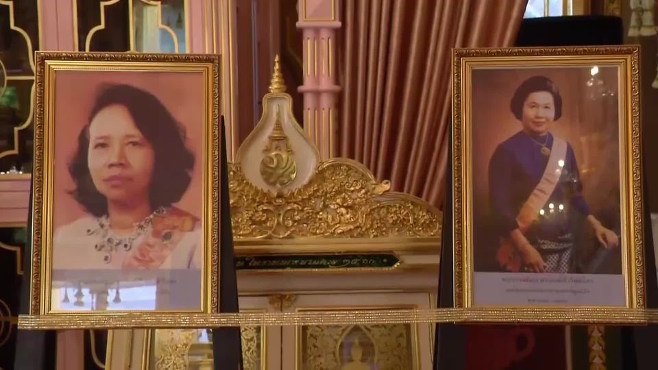 พระเจ้าวรวงศ์เธอ พระองค์เจ้าสิริภาจุฑาภรณ์ เสด็จแทนพระองค์ ทรงบำเพ็ญพระกุศลอุทิศถวายแด่อดีตประธานมูลนิธิร่วมจิตต์น้อมเกล้าฯ เพื่อเยาวชน ในพระบรมราชินูปถัมภ์