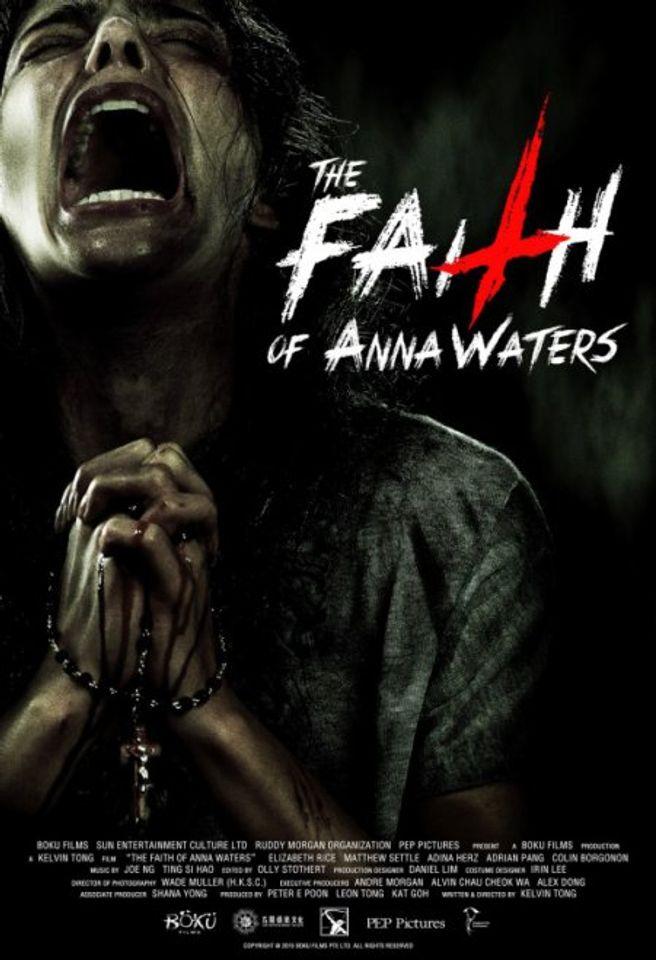 """ภ.ฝรั่ง """"แอนนา วอร์เทอร์ส กำเนิดอมหิต"""" (THE FAITH OF ANNA WATERS)"""