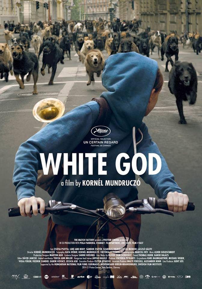 """ภ.ฝรั่ง """"สี่ขา ล่าปิดเมือง"""" (WHITE GOD)"""