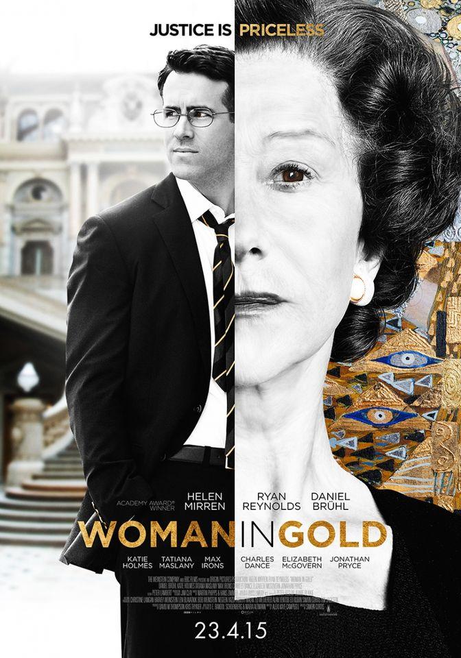 """ภ.ฝรั่ง """"ภาพปริศนา ล่าระทึกโลก"""" (WOMAN GOLD)"""