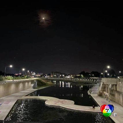 นครสวรรค์ปรับภูมิทัศน์พื้นที่ริมแม่น้ำเจ้าพระยา สวยงามอย่างกับอยู่ต่างประเทศ