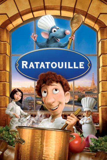 """ภ.แอนิเมชัน """"RATATOUILLE พ่อครัวตัวจี๊ด หัวใจคับโลก"""" (RATATOUILLE)"""