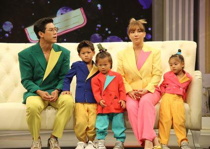 กาย-ฮารุ แท็กทีมครอบครัว สุประกอบ เล่าวีรกรรม 3 ยอดกุมาร ใน ฮัลโหล ซุปตาร์