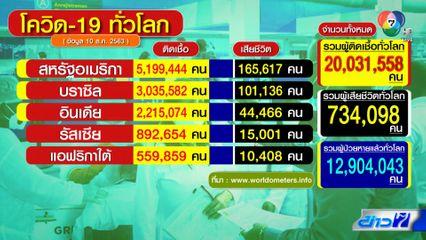 ฮ่องกง เตรียมตรวจหาเชื้อให้ประชาชน 5 ล้านคน