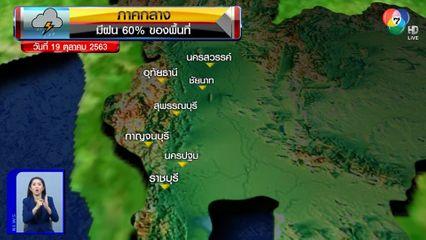 ฝนฟ้าอากาศ 18 ต.ค.63