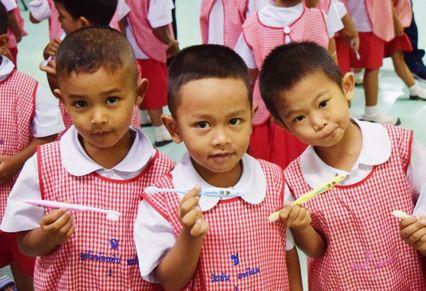 สุขภาพที่ดี สร้างคุณภาพชีวิตที่ดี เครือสหพัฒน์ ผลักดัน 2 โครงการประชารัฐ ด้านสาธารณสุข