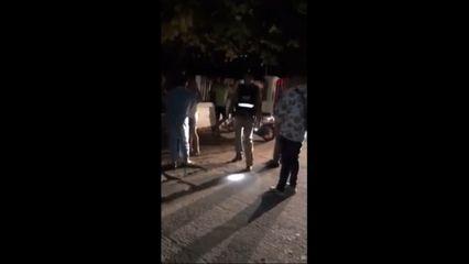ชาวบ้านโวยตำรวจซุ่มตั้งด่าน ดักจับคนเมาในหมู่บ้าน