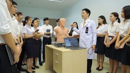 ราชวิทยาลัยจุฬาภรณ์ แถลงข่าวเปิดหลักสูตรแพทยศาสตรบัณฑิตหลักสูตรใหม่ พ.ศ.2563