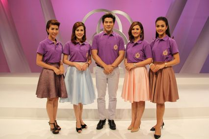 ช่อง 7 สี ส่ง แม็ค-วีรคณิศร์ กุญแจซอล-ป่านทอทอง พร้อมทีมผู้ประกาศข่าว ชวนคนไทยร้องเพลงวันเกิดของไทย ในโอกาสเฉลิมพระชนม์มายุ 60 พรรษา สมเด็จพระเทพรัตนราชสุดาฯ สยามบรมราชกุมารี