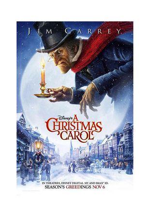 """ภ.แอนิเมชัน เรื่อง """"อาถรรพ์วันคริสต์มาส"""" (DISNEY'S A CHRISTMAS CAROL)"""