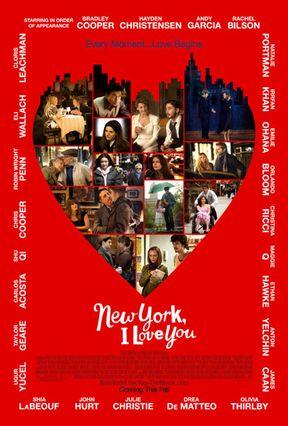 """ภ.ฝรั่ง """"นิวยอร์ก นครแห่งรัก"""" (NEW YORK , I LOVE YOU)"""