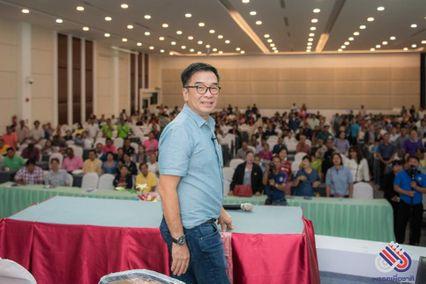ยงยุทธ เสนอตั้ง รัฐบาลแห่งชาติ ฝ่าทางตันการเมืองไทย