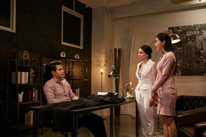 """ช่อง 7HD เอาใจแฟนละคร จับคู่ """"อ๋อม – โบว์"""" ครั้งแรก บู๊เดือดใน """"อินทรีแดง"""""""