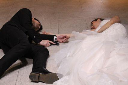 ธีร์ เปิดศึกนองเลือดกลางงานแต่งของ พอร์ช-เกรซ ปิดฉาก สวยซ่อนคม