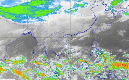 กรมอุตุนิยมวิทยา รายงานสภาพอากาศ ประจำวันที่ 17 ธันวาคม 2562