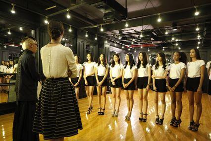 ถ่ายทำรายการ Thai Supermodel TV (15 ต.ค.55)
