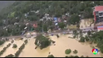อินเดียสั่งอพยพคนนับล้านหนีน้ำ หลังมีผู้เสียชีวิตแล้ว 184 คน