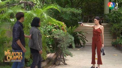 เบื้องหลังฉาก เจสสิก้า สมปอง บุกไปหา พล พูลภัทร ในละคร ร้อยป่า