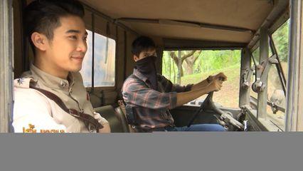 ไมค์-ยูโร ขอสงบศึก ร่วมมือกันต่อสู้คนร้ายในละคร มธุรสโลกันตร์
