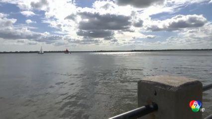 เมืองทางใต้ของสหรัฐฯ ประสบปัญหาน้ำทะเลสูงขึ้น