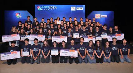 ยอดเยี่ยม! ทีมไขแป๊ป ม.ศิลปากร คว้ารางวัลชนะเลิศ 7HD NEWS IDEA CONTEST รับทุนการศึกษา 1 แสนบาท