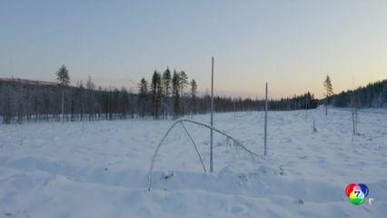 นักวิทยาศาสตร์พบ น้ำแข็งที่เกาะกรีนแลนด์ละลายรวดเร็วที่สุดในรอบ 26 ปี