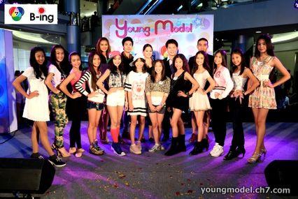 Young Model 2014 เผยโฉมผู้เข้ารอบ 12 คนแรก