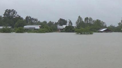 ระวังฝนตกหนัก ผลกระทบพายุโซนร้อนคาจิกิ