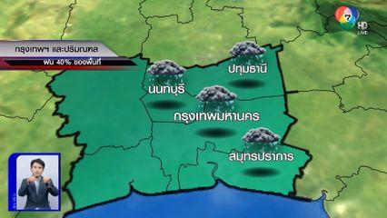 ฝนฟ้าอากาศ 13 ส.ค.62