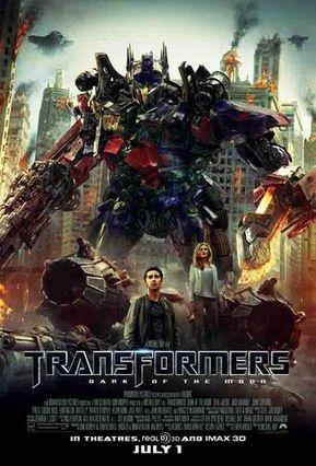 """ภ.ฝรั่ง (Sci-Fi สนั่นจอ)  โปรแกรมเพชรหนังพันล้าน เรื่อง """"ทรานส์ฟอร์เมอร์ส 3"""" (TRANSFORMERS : DARK OF THE MOON)"""