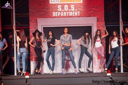 รายการ Thai Supermodel TV 8 ธ.ค. 55