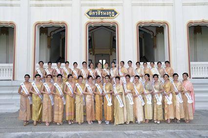 """เปิดตัวโฉมงาม 34 คนใน """"นางสาวไทย เดอะ เรียลลิตี้"""" ประเดิม CHALLENGE (ชาเลนจ์) แรกการค้นหาสาว """"งามอย่างไทย"""""""